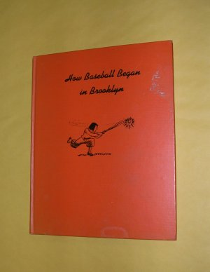 How Baseball Began in Brooklyn 1958 by Le Grand