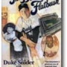 The Duke of Flatbush Duke Snider Brooklyn Dodgers paperback edition