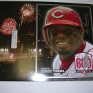 KEN GRIFFEY JR 600 HOME RUN PHOTO CINCINNATI REDS