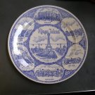 Kings Island International Street Commemorative Plate
