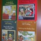 Doonesbury Classics by Gary Trudeau 4 vol set 1980 paperback