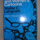 The World & Warren's Cartoons by Walter Langsam LD Warren Cincy Enquirer signed by both