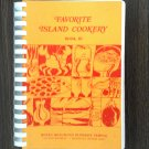 Favorite Island Cookery Book III, Honpa Hongwanji Temple Cookbook
