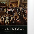JFK:The Last Full Measure, National Geographic reprint 1964