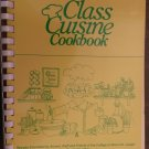 College of Mt. St. Joseph Class Cuisine Cookbook 1987 Alumni Association