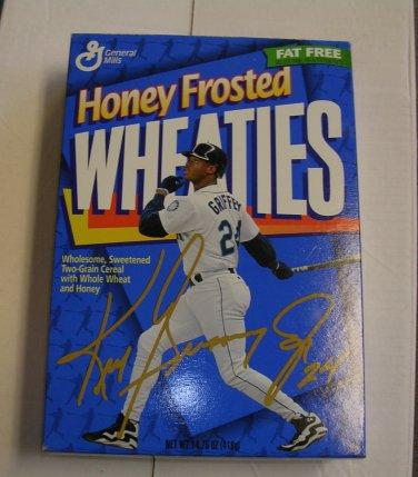 Ken Griffey Jr. Honey Frosted Wheaties Box, 14.75 oz
