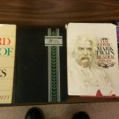Short Story Collections, 1 Lot including Poe & Twain volumes, plus more