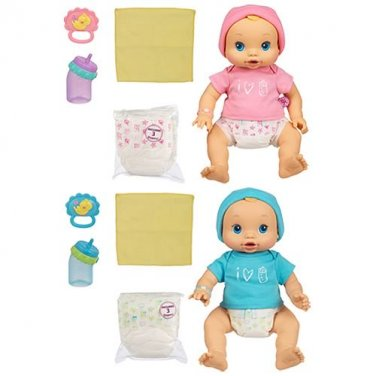 Baby Alive Wet S And Wiggles Boy Amp Girl