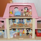 Little Tikes Grand Mansion Vintage Dollhouse Loaded