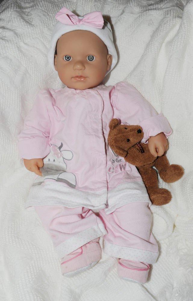 Berenguer Rare Sweet Face Berenguer 20 Inch Baby Doll