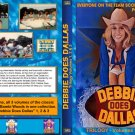Debbie Does Dallas Trilogy -original classics - used 3-disc DVD set