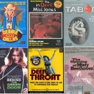 Classic 6-Pack: Taboo, Deep Throat, Debbie/Dallas, Devil Ms Jones, M.Beethoven, Behind Green Door