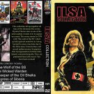 ILSA - Complete 4-DVD Series. Classic Sexploitation OOP DVD