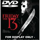 FRIDAY THE 13TH COMPLETE COLLECTION: 14 DVD SET + BONUS