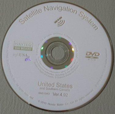 acura mdx navigation update