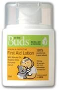 Buds- First Aid Lotion (Price quoted in Malaysia Ringgit)