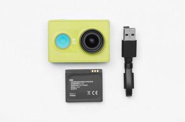 XIAOMI YI WIFI BLUETOOTH 16.0MP 1080P HD ACTION CAMERA