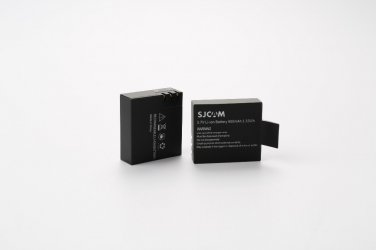 2pc x Battery For SJ4000 SJ5000 SJ6000 3.7V Li-on900mAh