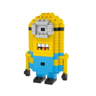 WLtoys 100 Pcs Minion Building Block 6628 IQ Training