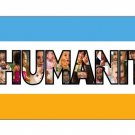 Official Humanity Flag - Single Sided