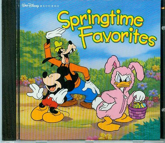 CD - Springtime Favorites