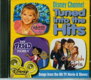 CD - Disney Channel Tuned into the Hits