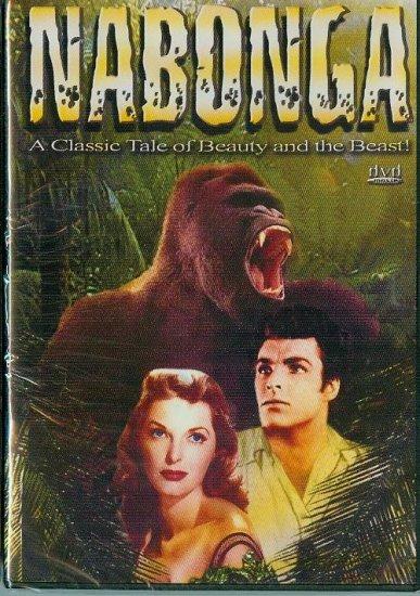 DVD - Nabonga -- Buster Crabbe, Julie London