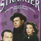 DVD - The Stranger -- Orson Welles, Edward G. Robinson, Loretta Young