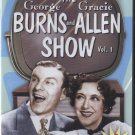 DVD - The George Burns and Gracie Allen Show; Volume 1