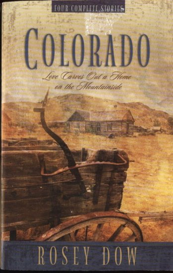 Colorado -- Love Carves Out a Home on the Mountainside