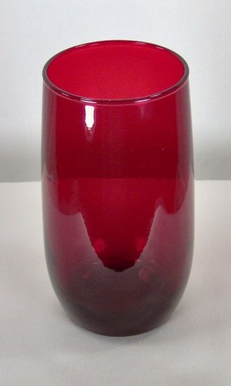 Royal Ruby Tumbler
