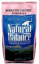 Natural Balance - Reduced Calorie Cat Food