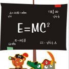 Funny pirate blackboard decal