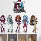 Monster High nursery Wall sticker