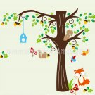 Cute animals nursery Wall sticker for kids room