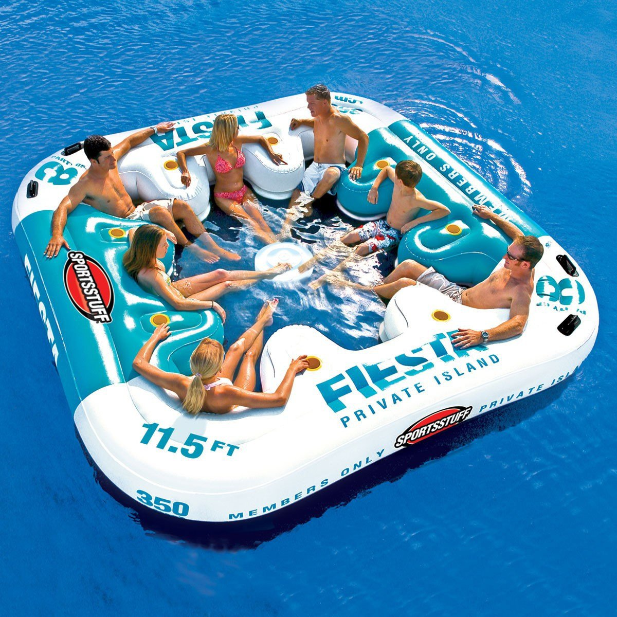 Fiesta Pool Float