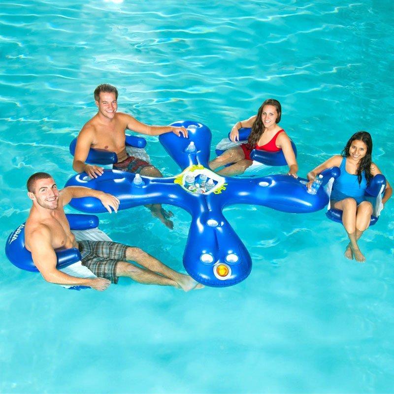 Ahh Qua Pool Float