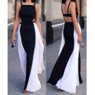 Long designer looking dress