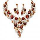 Multi Colored Necklace