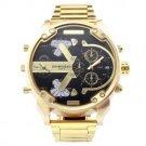 Gold Wrist Watch