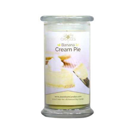 Banana Cream Candle