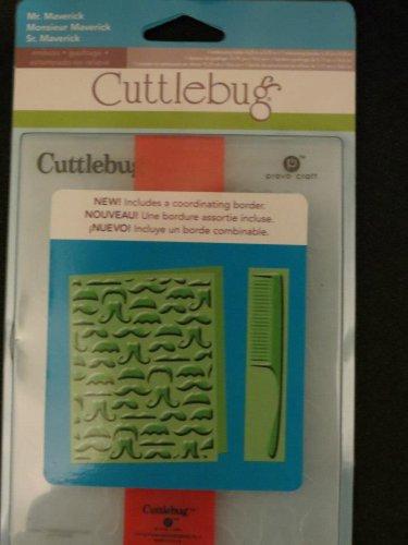 cuttlebug Mr.maverick