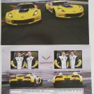 IMSA Corvette Racing Team Hero Card