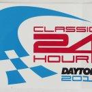 Daytona Classic 24 Hour Sticker