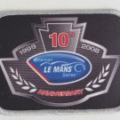 1999-2008 American Le Mans 10th Anniversary Patch