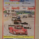 1999 Superflow 12 Hours of Sebring Poster
