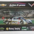 2015 IMSA Autographed Action Express Racing Team Hero Card