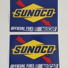 Sunoco Offical Fuel of Nascar Stickers
