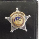 Vintage Special Deputy Sheriff Palm Beach Co. Badge