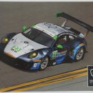 2016 The Heart of Racing Alex Job Porsche Racing Team Hero Card